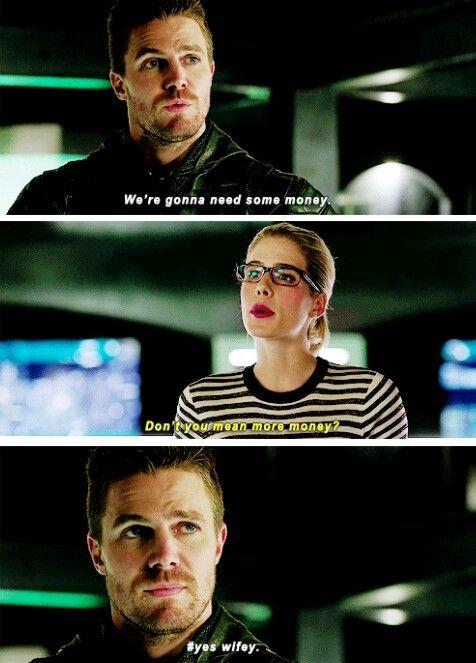 "#Arrow 4x04 ""Beyond Redemption"" - Oliver & Felicity"