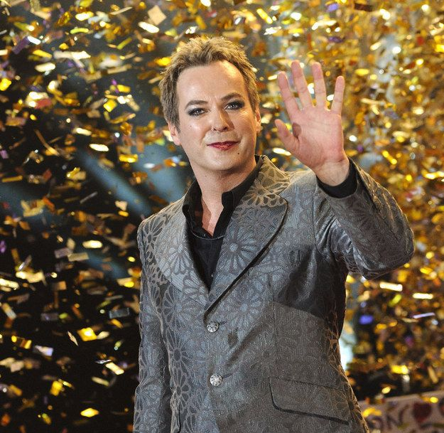 "Julian Clary Backs Calls To Make Him The Host Of ""Top Gear"" - BuzzFeed News"
