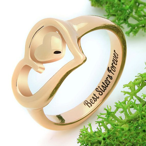 56 best Sisters Rings Gifts Ideas images on Pinterest