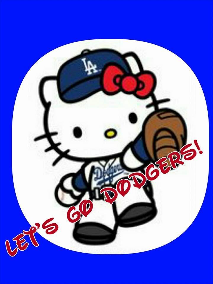 "Go Hello World: ""Let's Go Dodgers"""