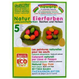 Βαφές αυγών NAWARO (OKONORM) τιμή 3.80€ - Βιολογικά Προϊοντα - Διάφορα