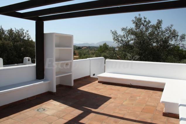 Fotos de El Carmen - Casa rural en Ronda (Málaga) http://www.escapadarural.com/casa-rural/malaga/el-carmen/fotos#p=54bebba55fa33