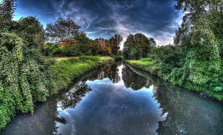 Gliwice Kłodnica River