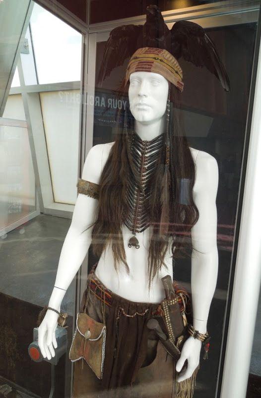 Tonto costume Lone Ranger