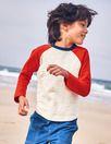 Raglan T-Shirt 23022 Long Sleeved Tops  at Boden