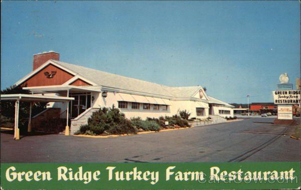 Turkey Farm Restaurant New Hampshire