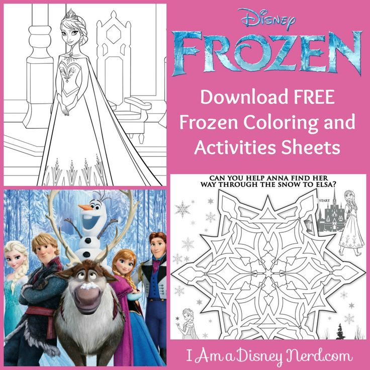 Coloring Book Frozen Download : 95 best frozen party images on pinterest