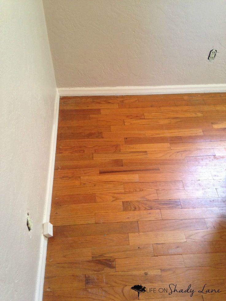 Restore Hardwood Floor Without Sanding Part - 15: Best 25+ Refinishing Wood Floors Ideas On Pinterest | Refinishing Hardwood  Floors, Hardwood Floor Refinishing And Brazilian Cherry Hardwood Flooring