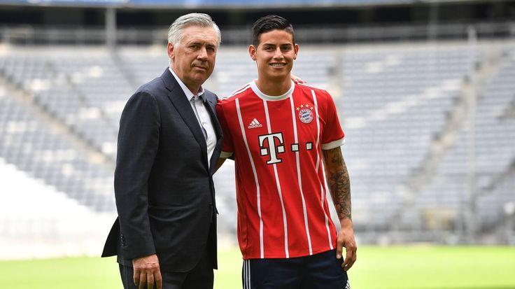 Las imágenes de la Telekom Cup 2017 - FC Bayern Munich