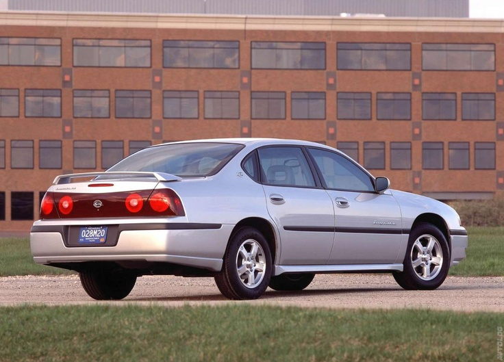 2003 Chevrolet Impala LS Believe it or not, this is my dream car!