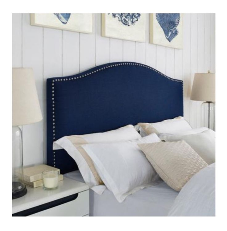 Grayson Linen Headboard Better Homes And Gardens Walmart