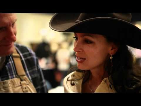 Joey+Rory Ride Interview With Equine VIP - YouTube
