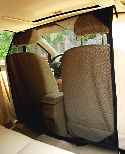 NAC&ZAC SUV Pet Barrier - High See Through Net Vehicle Pet Barrier to Keep Dogs and Pet Hair Out of Front Seat Suggested to use together with NAC&ZAC Car Door Protector Cover and Krunco Bench Seat Cover. The Read more http://dogpoundspot.com/naczac-suv-pet-barrier-high-see-through-net-vehicle-pet-barrier-to-keep-dogs-and-pet-hair-out-of-front-seat/ Visit http://dogpoundspot.com for more dog review products