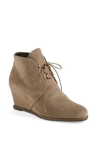 free shipping and returns on stuart weitzman comfort wedge boot nordstrom exclusive