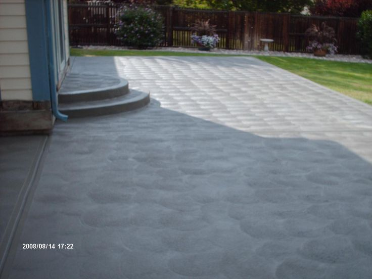 Cement Patio Finishes | Good Day Concrete   Picture Gallery | Home U0026 Yard |  Pinterest | Cement Patio, Concrete Finishes And Patio
