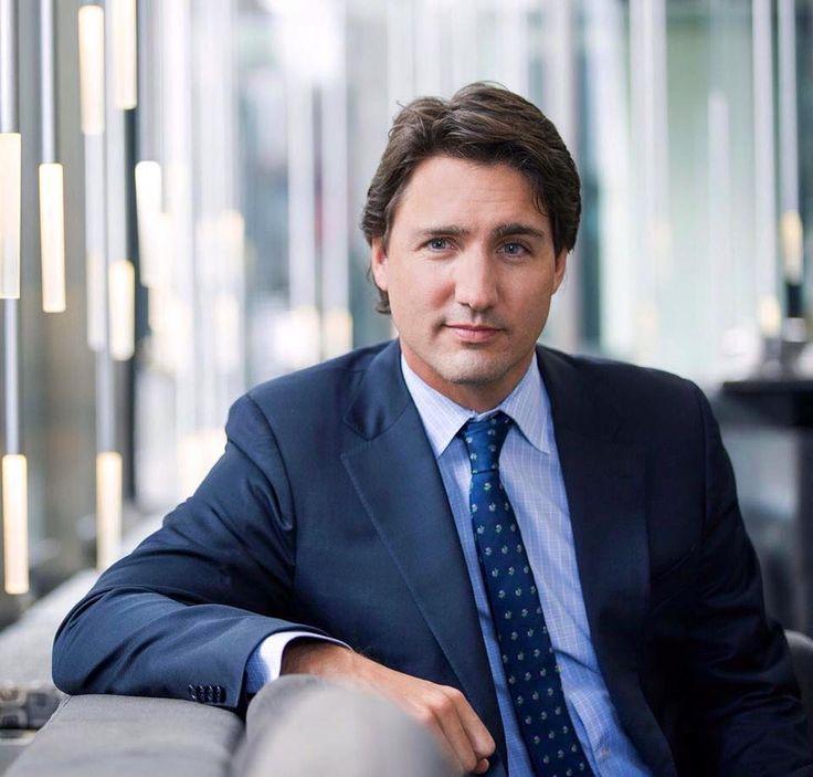 Happy 43th Birthday Justin Trudeau.