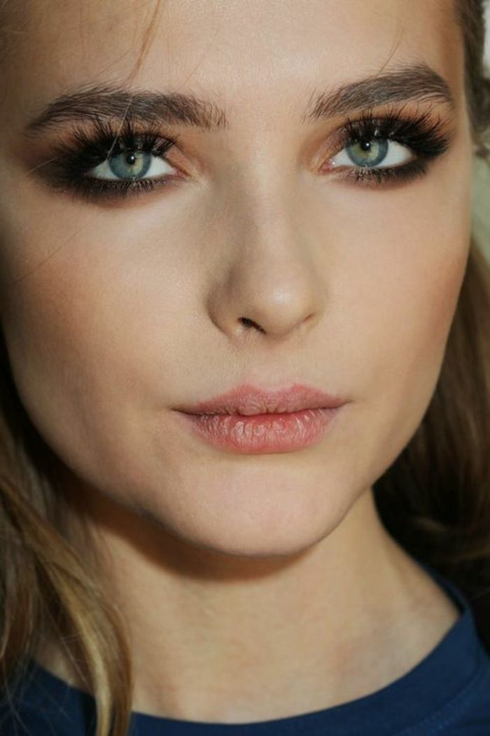 17 best images about maquillage on pinterest bandeaus videos and sons - Maquillage yeux nude ...