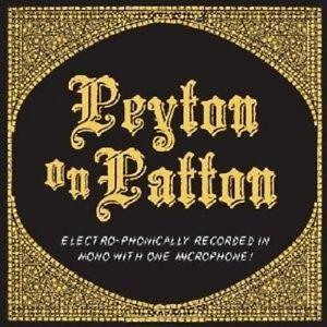 The Reverend Peyton's Big Damn Band - Peyton On Patton on LP + 78RPM LP (Awaiting Repress)