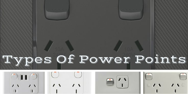Types Of Power Points cvfreepro