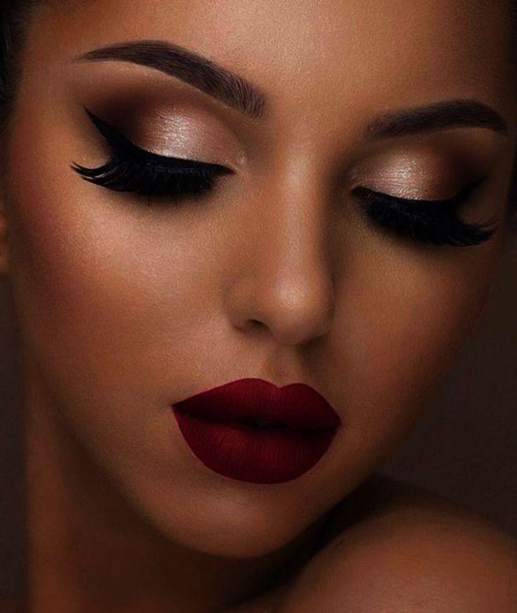 Make-up Forever Lip Liner mit Ausnahme von Natural Eye Make-up Tutorial für Hazel Eyes – Make-up Revoluti …   – Bridal Eye Makeup