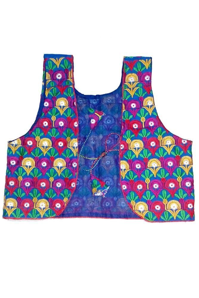 Ladies Jaipuri Style Rajasthani Koti, Shrug, jacket to wear on Kurti and Shirts