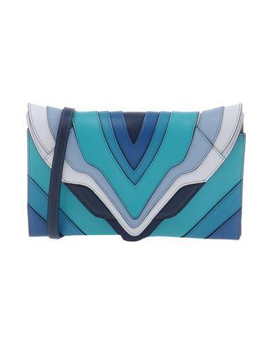 ELENA GHISELLINI Cross-Body Bag. #elenaghisellini #bags #shoulder bags #hand bags #leather #