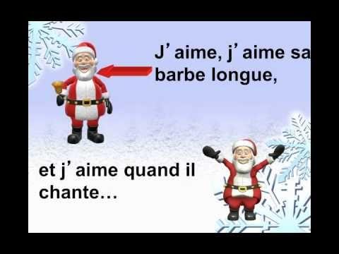 ▶ J'aime le Pere Noel, Alexandre - YouTube