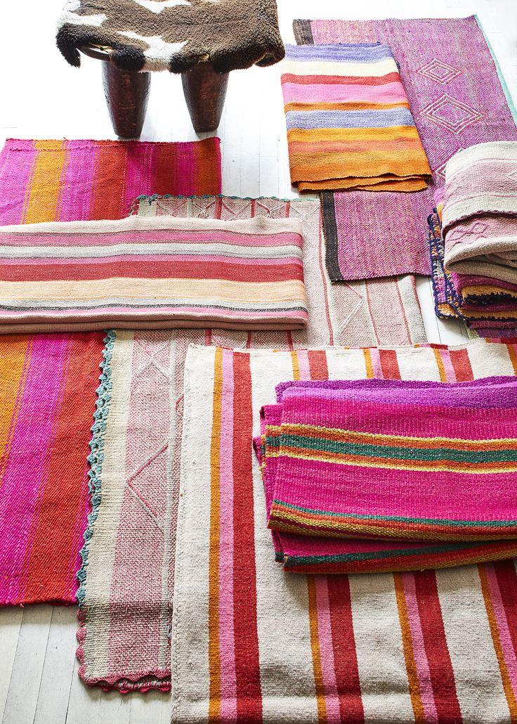Quelques adresses pour des textiles ethniques colorés