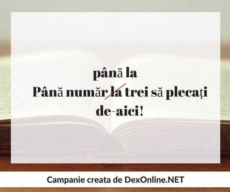 Dexonline promoveaza limba romana vorbita corect http://dexonline.net       #salveazalimbaromana #gramatica