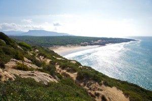 Playa de Canuelos, Cádiz, España en Zahara de los Atunes