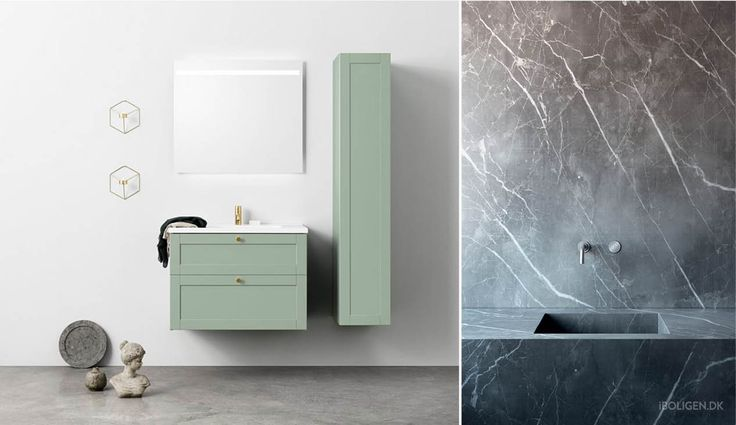 Make the bathroom your favorite room.