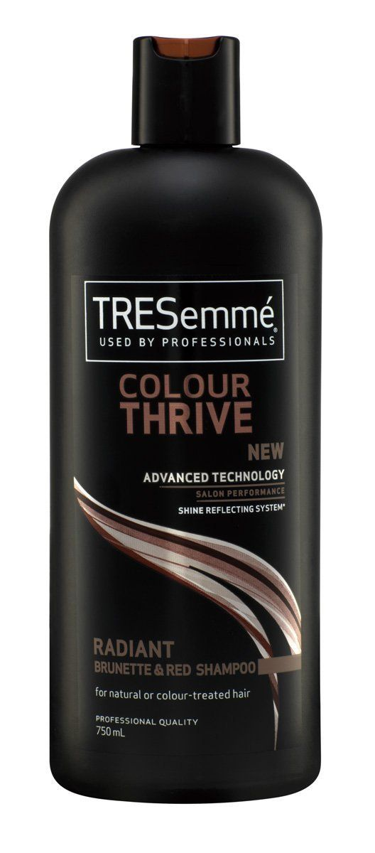 TRESemme Color Thrive New Radiant Brunette and Red Shampoo 750 mL With Free Ayu... ** Check out the image by visiting the link.
