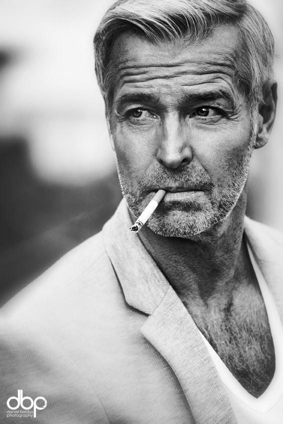 Model Andreas Schröder   Photo Daniel Baldus Photography