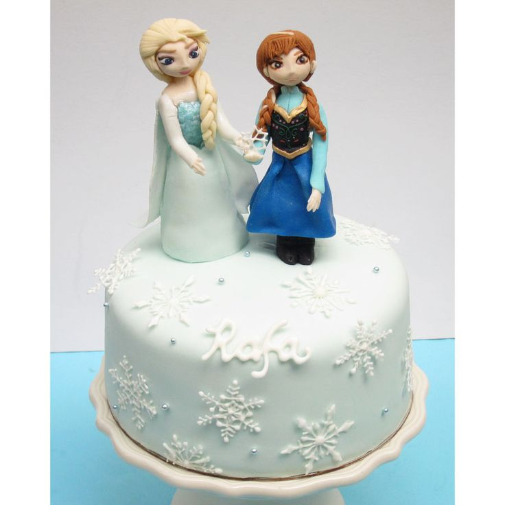 53 best Frozen cakes and cookies images on Pinterest Frozen party