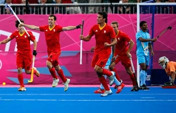 Goals by veteran Jerome Dekeyser, Gautier Boccard and Tom Boon set up Belgium's second win which lifted them to third position in the group with seven points while a winless India finished sixth without a point and will play for 9-12 positions, their worst-ever finish in the Olympics.