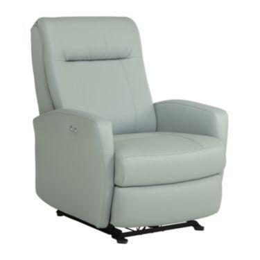 Best Chairs Inc Modern Performablend Power Glider Recliner