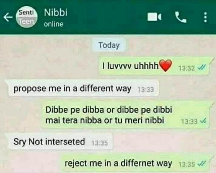 Nibba Nibbi Teens Online Online Rejection