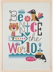 WWF Poster (50x70cm)