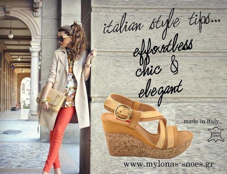 #shoes #italy #comfort #mylonas