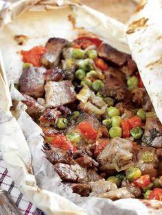 Kağıt kebabı Tarifi - Türk Mutfağı Yemekleri - Yemek Tarifleri