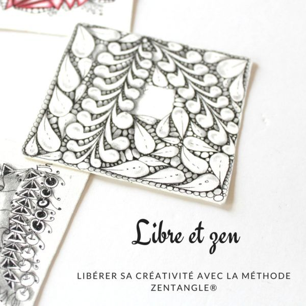 zentangle, dessin facile a faire, dessin zen, zentangle tuto, motif dessin, dessin relaxation, dessin zentangle, motif zentangle, diplome zentangle, czt, guide zentangle, tuto zentangle, zentangle jijihook, cours zentangle, atelier zentangle