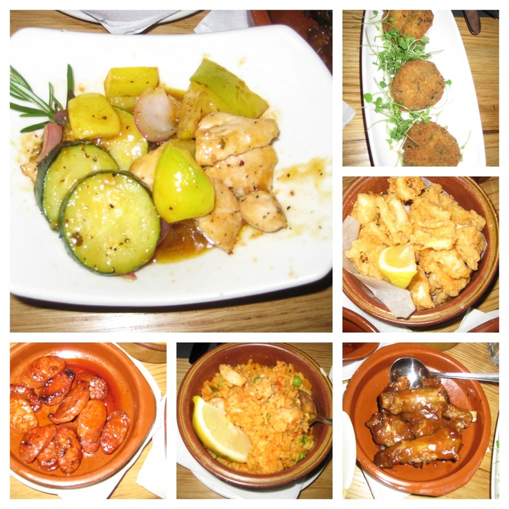 OneBlueOnePink: La Tasca Bluewater - A family friendly restaurant!