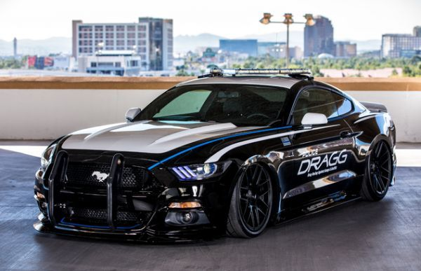 2016 Steeda Ford Mustang Police Interceptor Cars Bikes