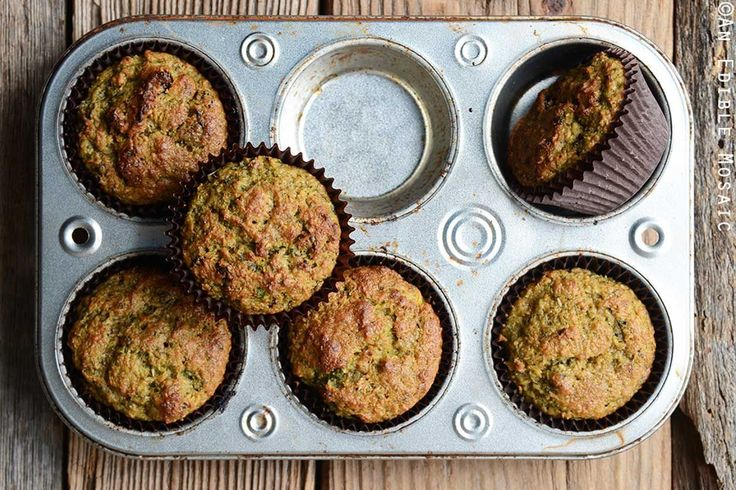 A Juicer's Glorious Morning Muffin (How to use up those scraps from juicing)