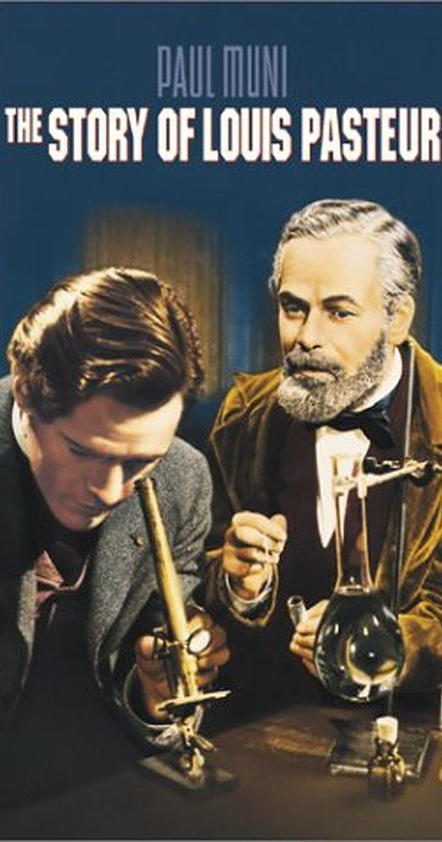 Directed by William Dieterle.  With Paul Muni, Josephine Hutchinson, Anita Louise, Donald Woods. The biography of the pioneering French microbiologist who helped revolutionize agriculture and medicine.