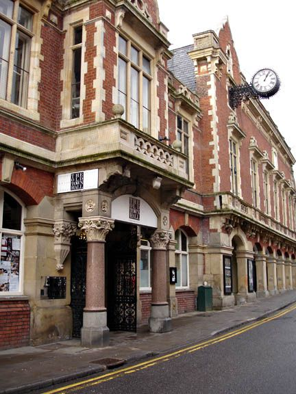 Mirdsomer Murders Locations - Hemel Hempstead Old Town, Hertfordshire