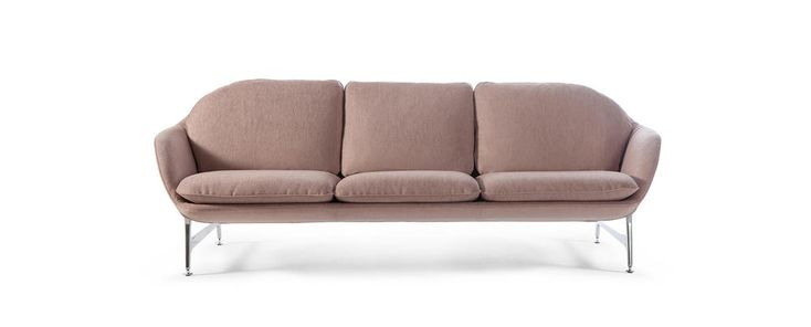 Salmon Cassina Couch