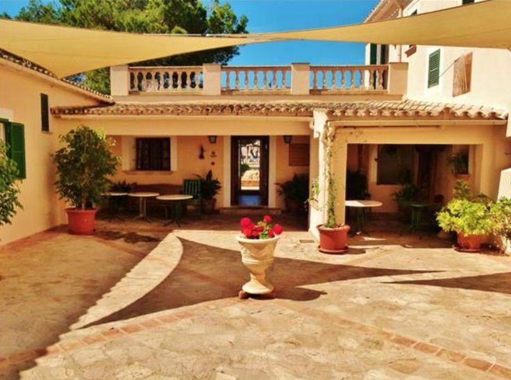 Villa in Mallorca style on the east coast of Mallorca, Spain