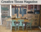 Creative...: Great Idea, Patterns Free, Crafts Idea, Free Patterns, Online Magazines, Creativetimesmagazine Com, Creativetimesmagazin Com, Time Magazines, Crafts Magazines