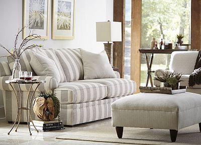 Haverty's Madison sofa/love seat